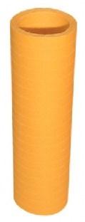 Party-Extra Luftschlangen gold-gelb