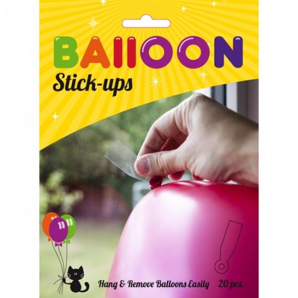 Luftballon-Befestigungsstreifen - Party Zubehoer