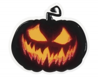 Wanddeko Spooky Pumpkin, PVC, 45 x 40 cm