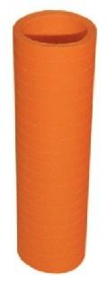 Party-Extra Luftschlangen orange