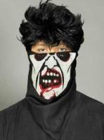 Mund-Nasen-Masken Tuch Monster Dracula Dreieckstuch
