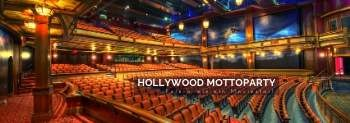 Hollywood Mottoparty Film + Kino Deko