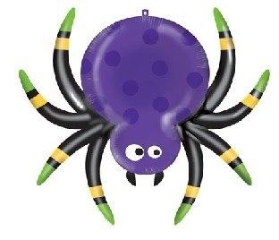 Aufblasbare Spinne, 76 cm