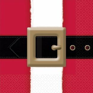 XXL-Servietten Weihnachtszeit - Weihnachts-Tischdeko