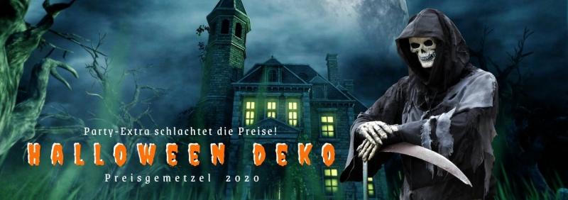 Halloween Deko Preisgemetzel Gruseldeko Grim Reaper D
