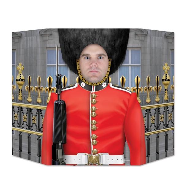 Fotowand Aufsteller Royal Guard