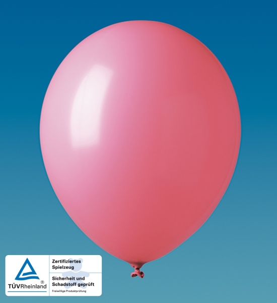 Luftballons rosa