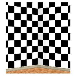 Dekofolie Checkers - Anwendungsbeispiel