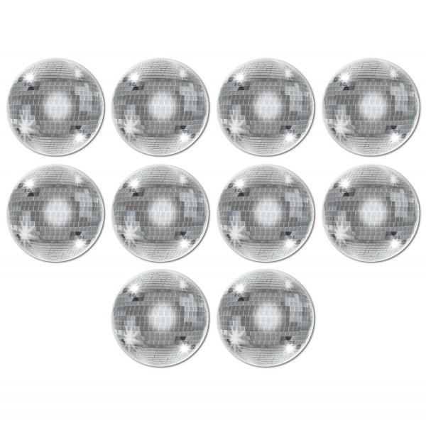 Maxi Cutout Set Discokugeln
