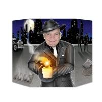 Fotowand Aufsteller Al Capone