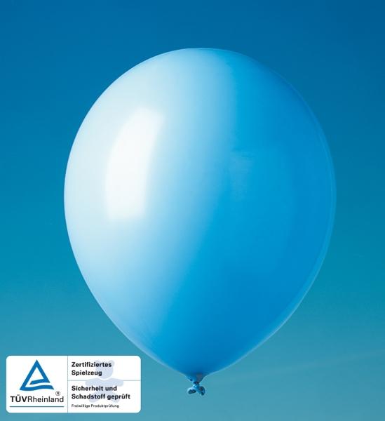Party-Extra Luftballons hellblau
