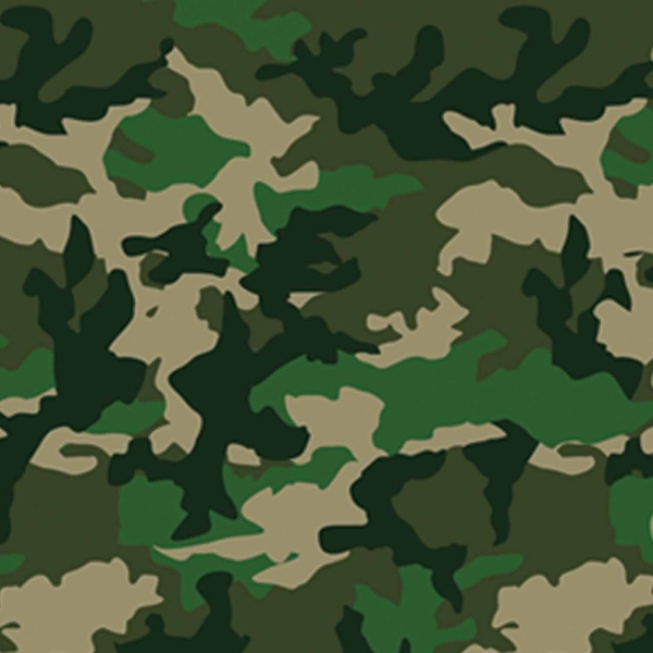 Party-Extra Dekofolie Flecktarn - Army Party