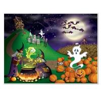 Party-Extra Dekofolie Halloween Spaß