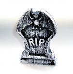 Mini-Tischdeko Grabstein - Zombie Deko zu Halloween
