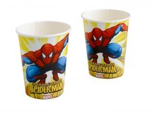 Pappbecher Spider-Man
