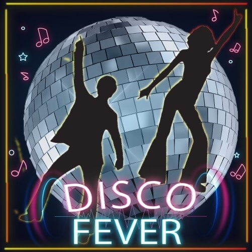 Disco Deko Saturday Night Fever