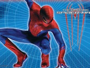 Plastik-Tischdecke Spiderman