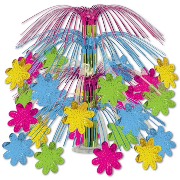 Große Tischkaskade Flower Power, 45 cm