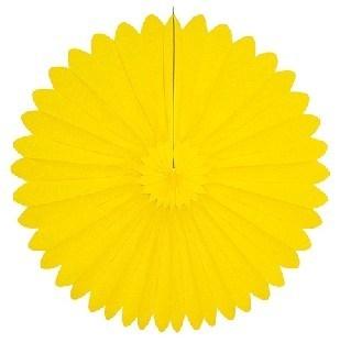 Party-Extra Dekofächer gelb