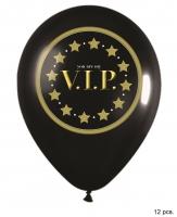 Luftballons VIP - Stars + Sternchen Deko