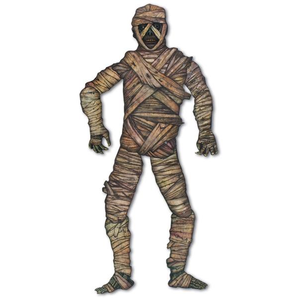 Cut-out-Figur Mumie, 104cm