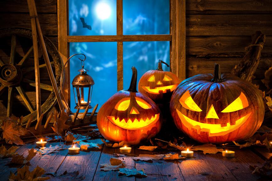 Halloween Fotowand.Gruseldeko Jetzt Gunstig Ihre Gruft Verschonern Party Extra