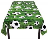 Tischdecke Fußballparty, 120 x 180 cm