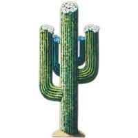 Party-Extra Riesen-Cutout Deko Kaktus, 130 cm