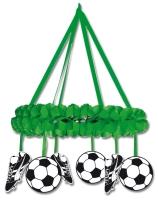 Party-Extra Festkranz Fußballfieber - Fußball Deko