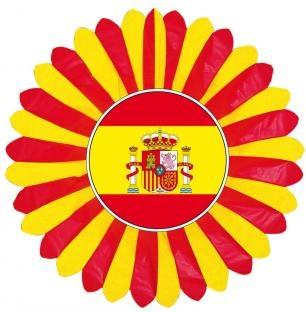 Party-Extra Dekofächer Spanien, 60 cm