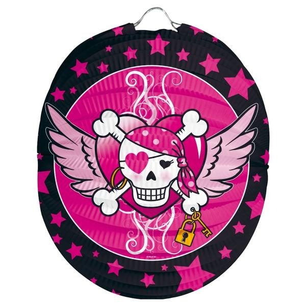 DEko-Lampion Piraten-Girl