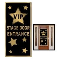 Tür-Dekofolie VIP, 76 x 152 cm