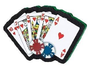 Pinata Spielkarten, 50 cm groß