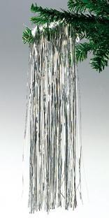 Party-Extra Silbernes Folien-Lametta, 45 cm