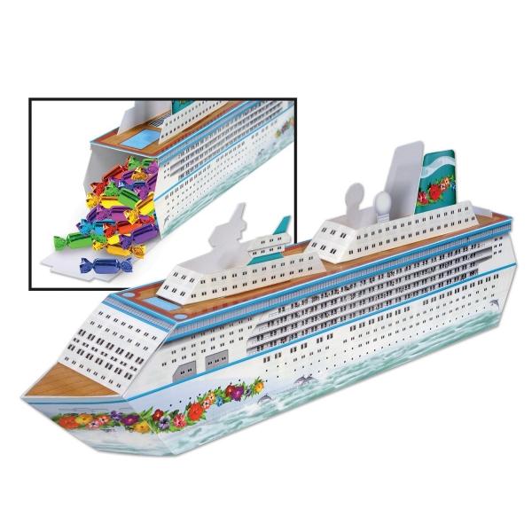 Tischdeko Traumschiff - Maritime Deko