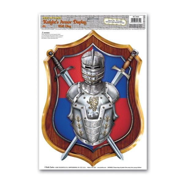 Folienaufkleber Ritter-Wappen