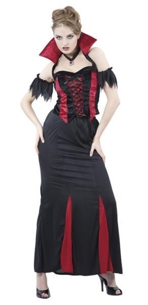 Damenkostüm Sexy Vampirlady