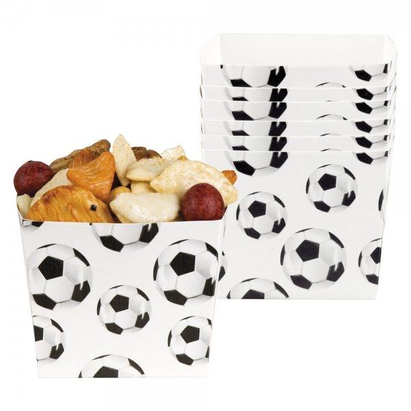 Pappschüssel Fußballparty - Fussball Party Deko