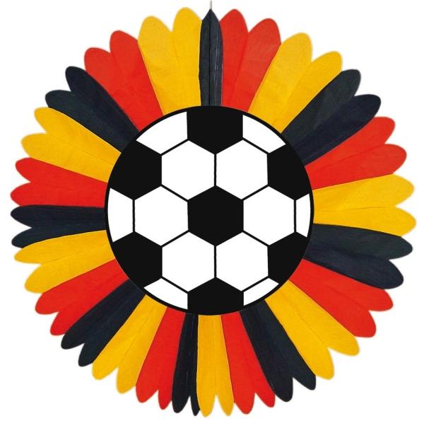 Party-Extra Dekofächer Fußball Deutschland