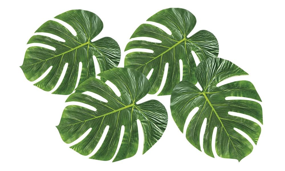 deko palmenbl tter hawaii beachparty artikel party extra. Black Bedroom Furniture Sets. Home Design Ideas