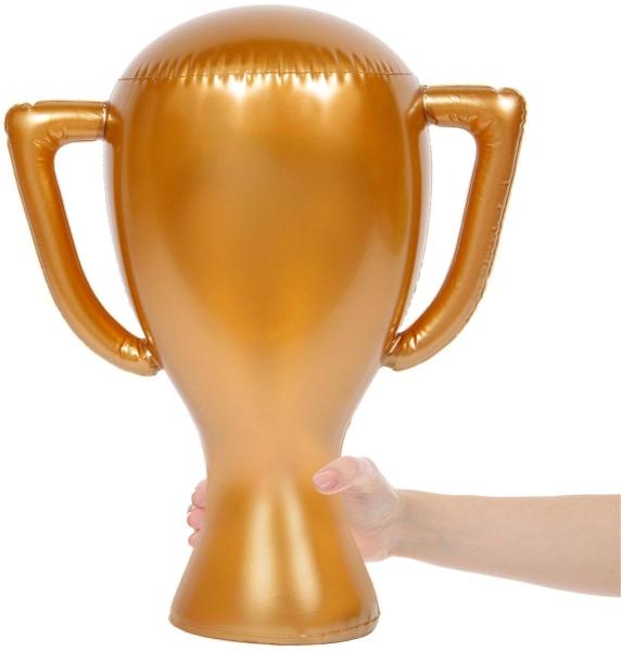 Aufblasbarer Pokal, 40 cm groß