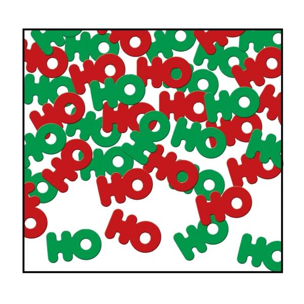 Tischkonfetti Ho, ho, ho, 28 g