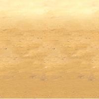 Dekofolie Wüstensand, 9 m lang, 1,20 m hoch