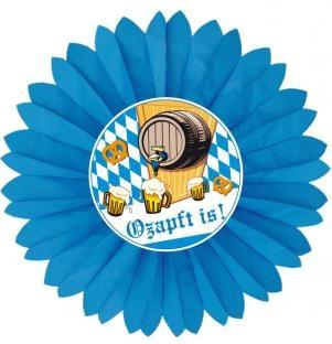 Dekofächer O'Zapft is! - Oktoberfest Deko