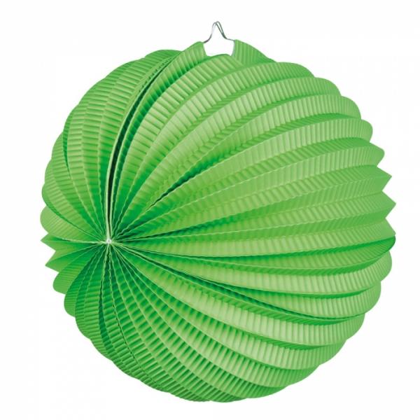 Party-Extra Lampion, grün