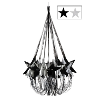 Festkranz Silver Starlight, ca 45 cm Durchmesser