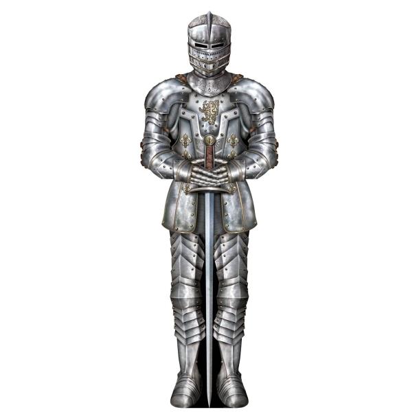 Cutout Figur Ritter 91 Cm Groß