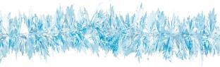 Mega Metallic-Girlande Eiskristalle