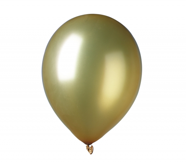 Luftballons gold - Glamour Deko