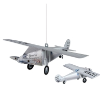 Party-Extra Deko Flugzeug Spirit of Adventure